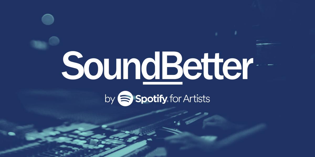 Spotify SoundBetter Logo