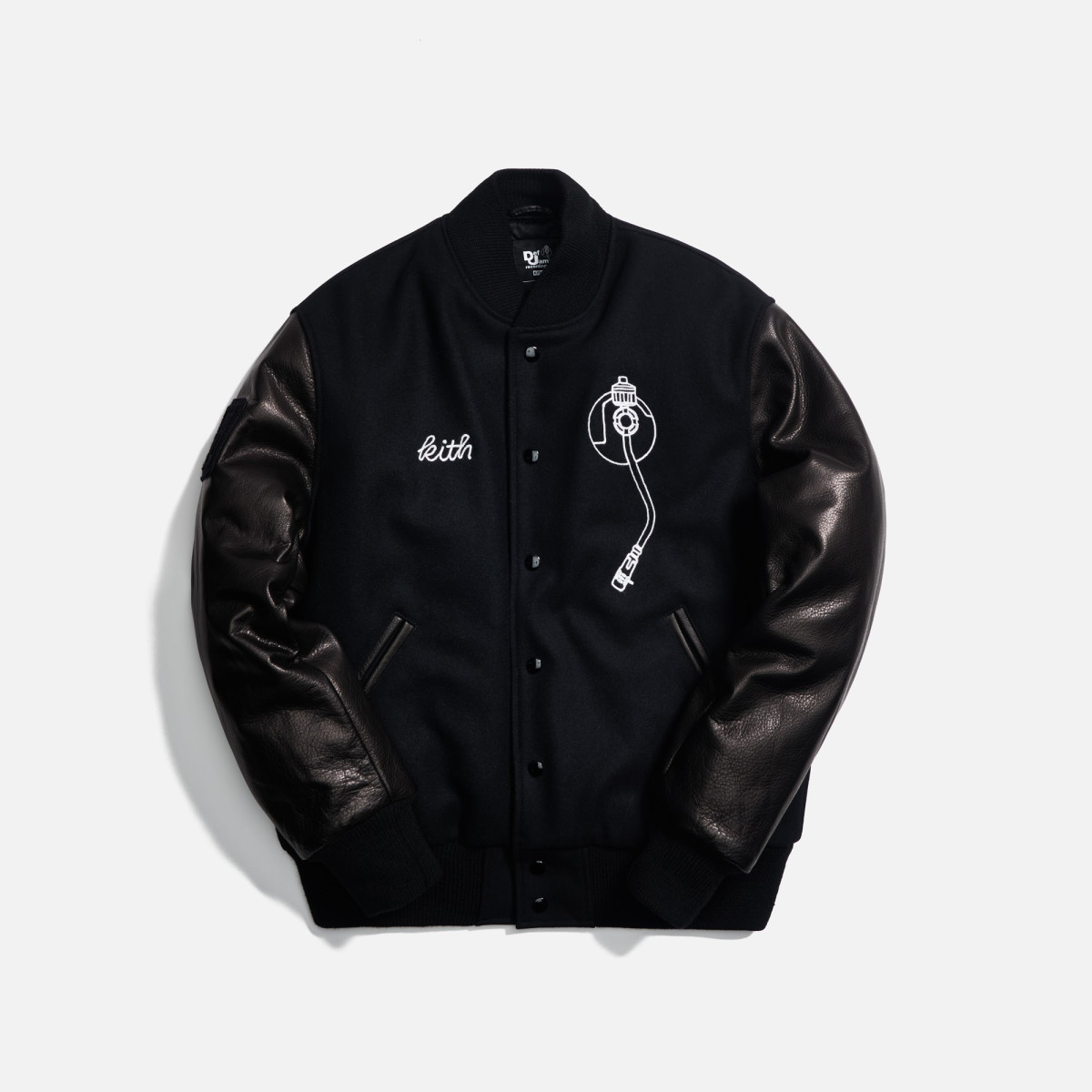 Def Jam Recordings Kith Capsule Jacket