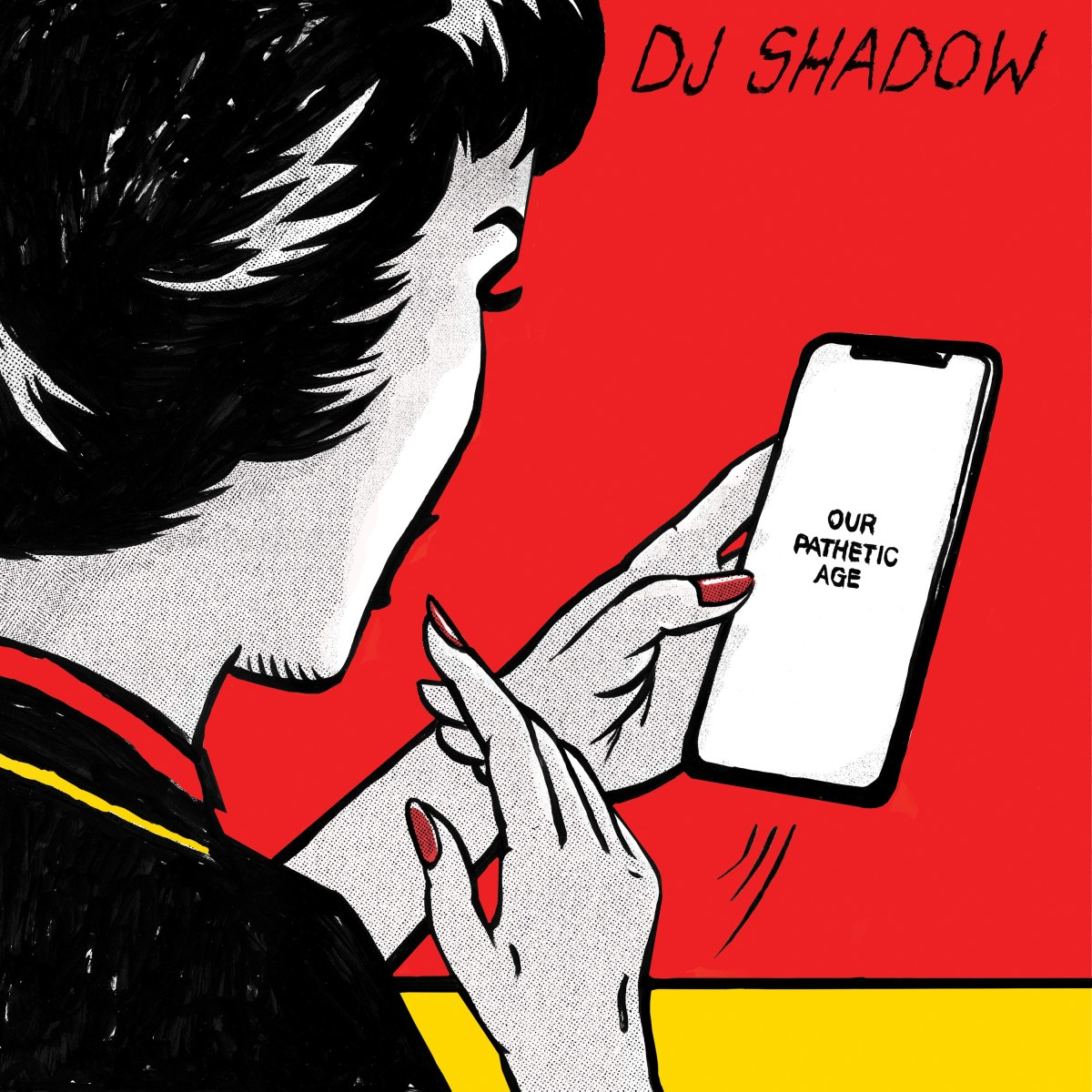 DJ Shadow Our Pathetic Age Cover Art
