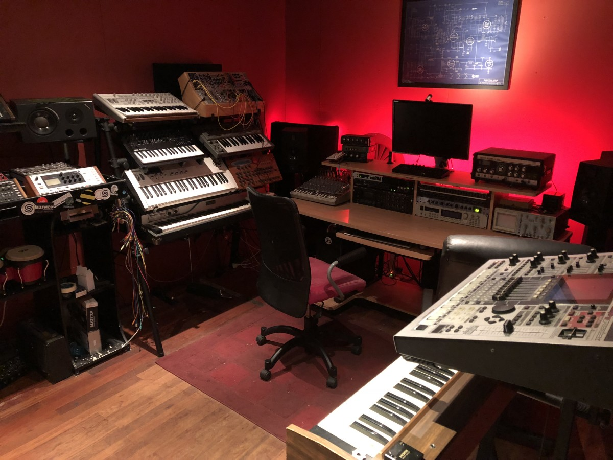Petrichor Studio Synths