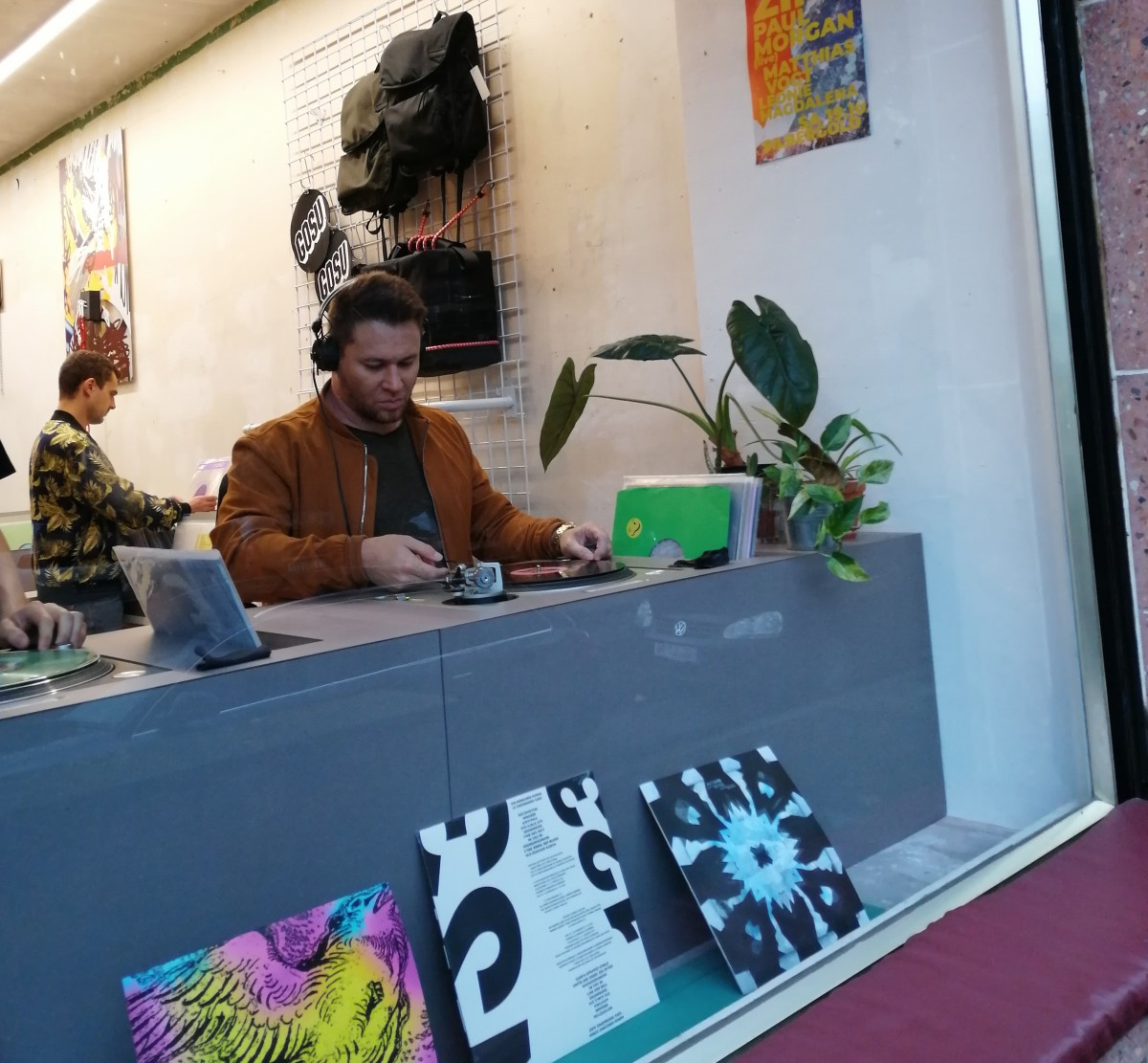 C-Vogt-Record Store