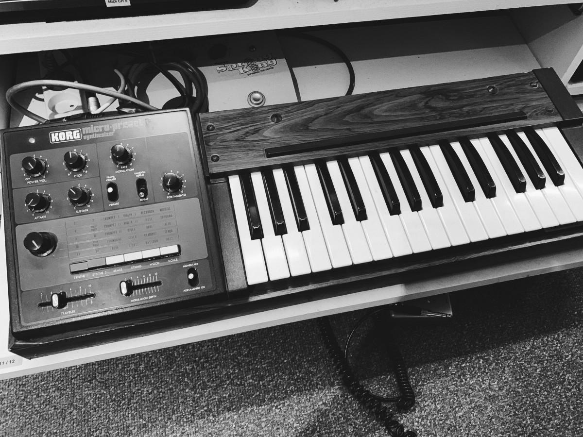 Korg Micro Preset Synth