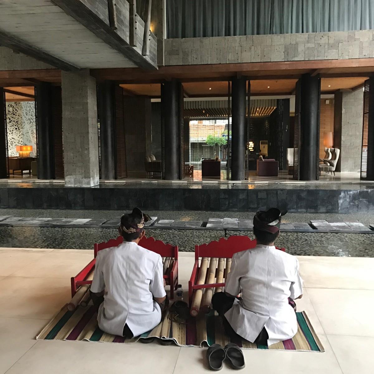 Luca Bacchetti Rindik Musicians In Bali