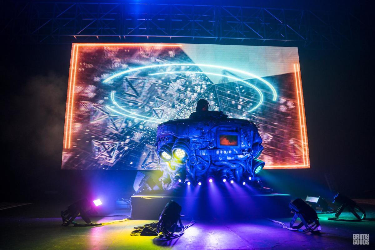 Flying Lotus Flamagra Tour LA