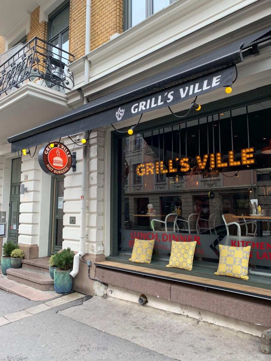 Grills Ville Oslo