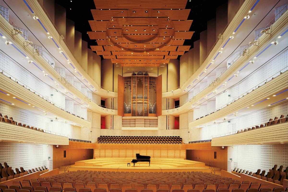 Kultur- und Kongresszentrum Luzern [KKL