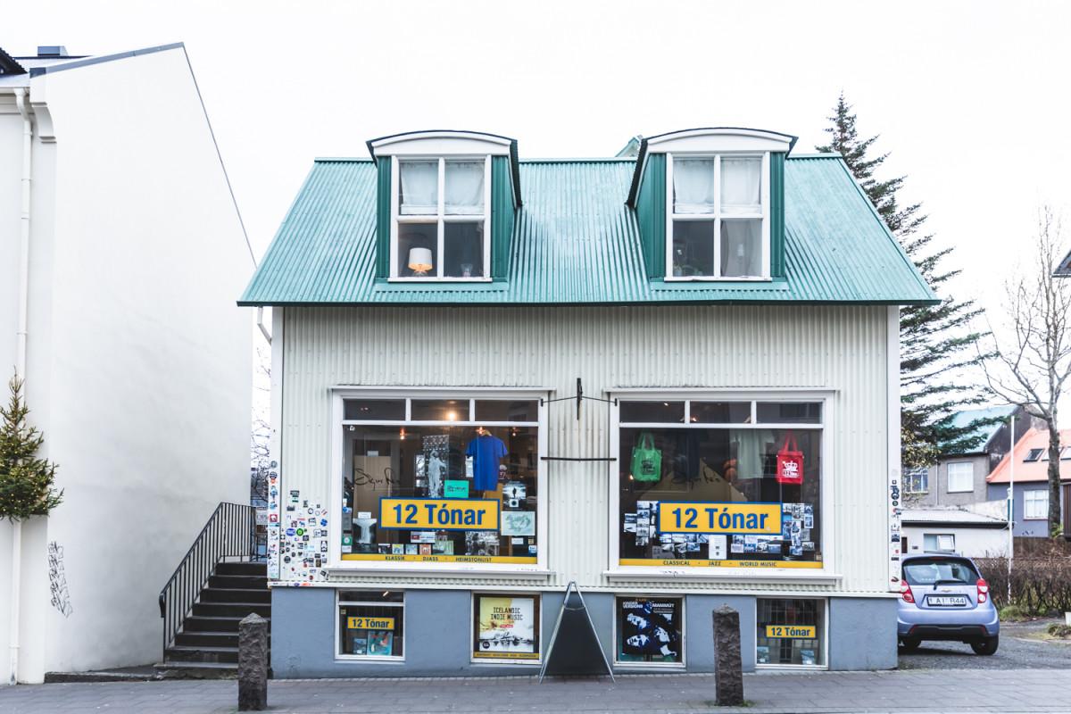 12 Tonar Reykjavík