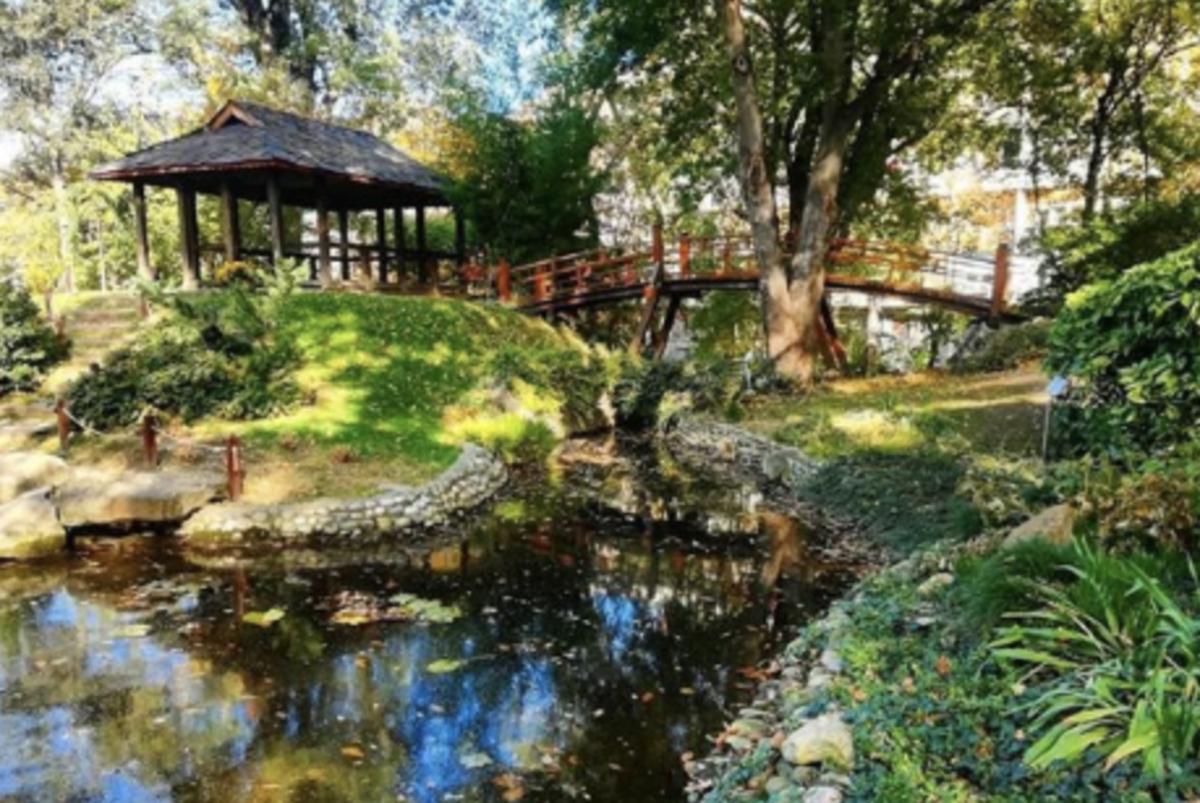 Jevremovac Botanical Gardens