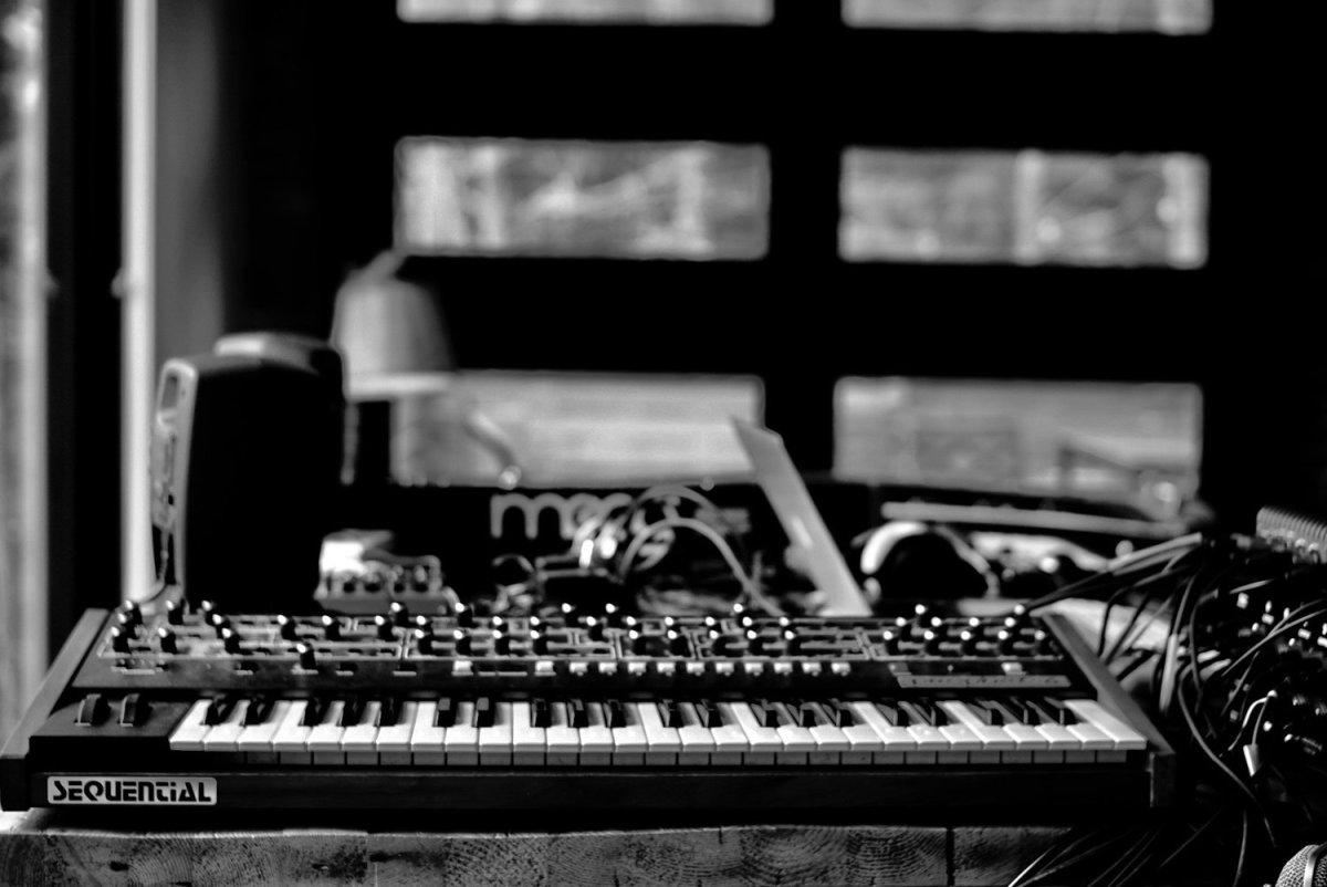 Moog Prophet 6 Synth