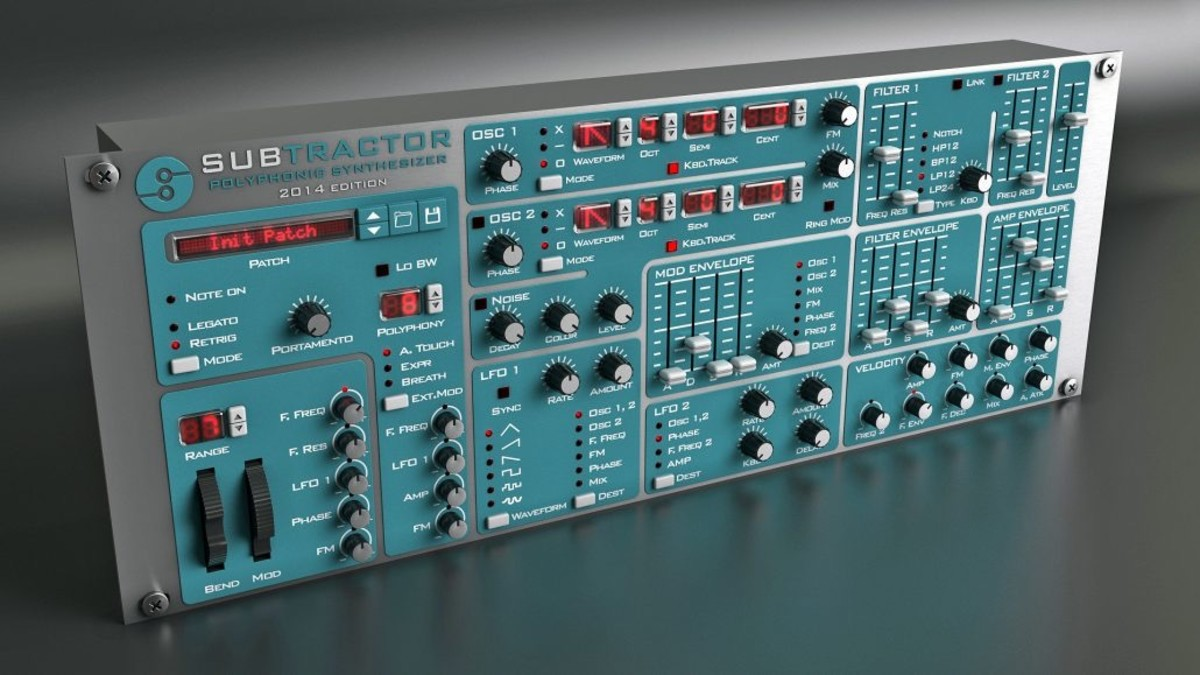 Subtractor Softsynth
