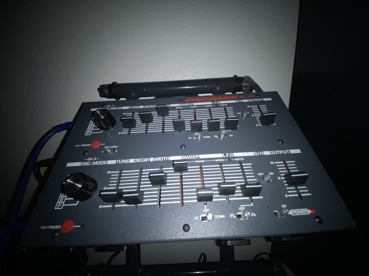 Syncussion SY-M1