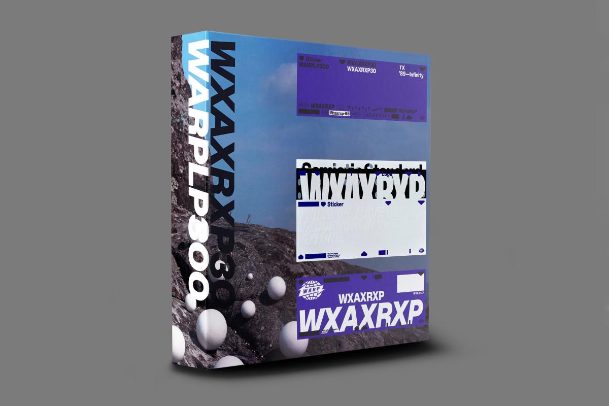 Warp Records WXAXRXP Sessions