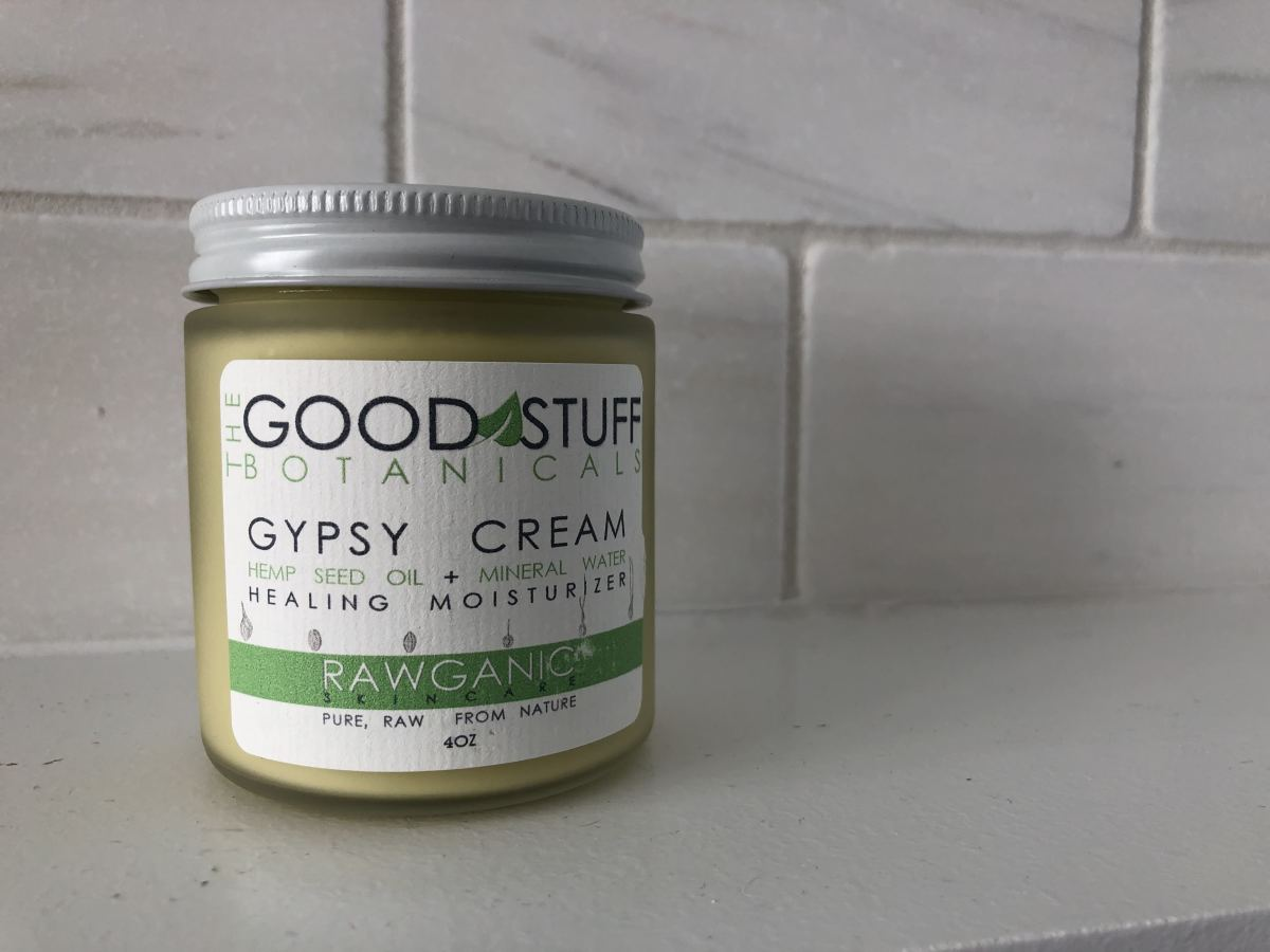 Good Stuff Botanicals - Gypsy Cream