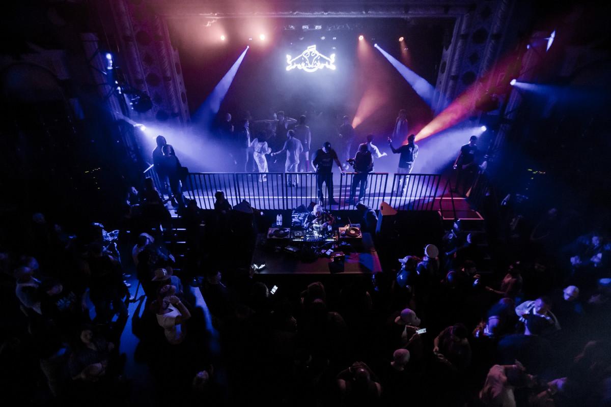 Red Bull Music Festival Gramaphone 50 Party Smartbar Metro