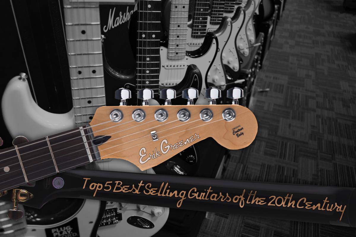 Best Selling Guitars