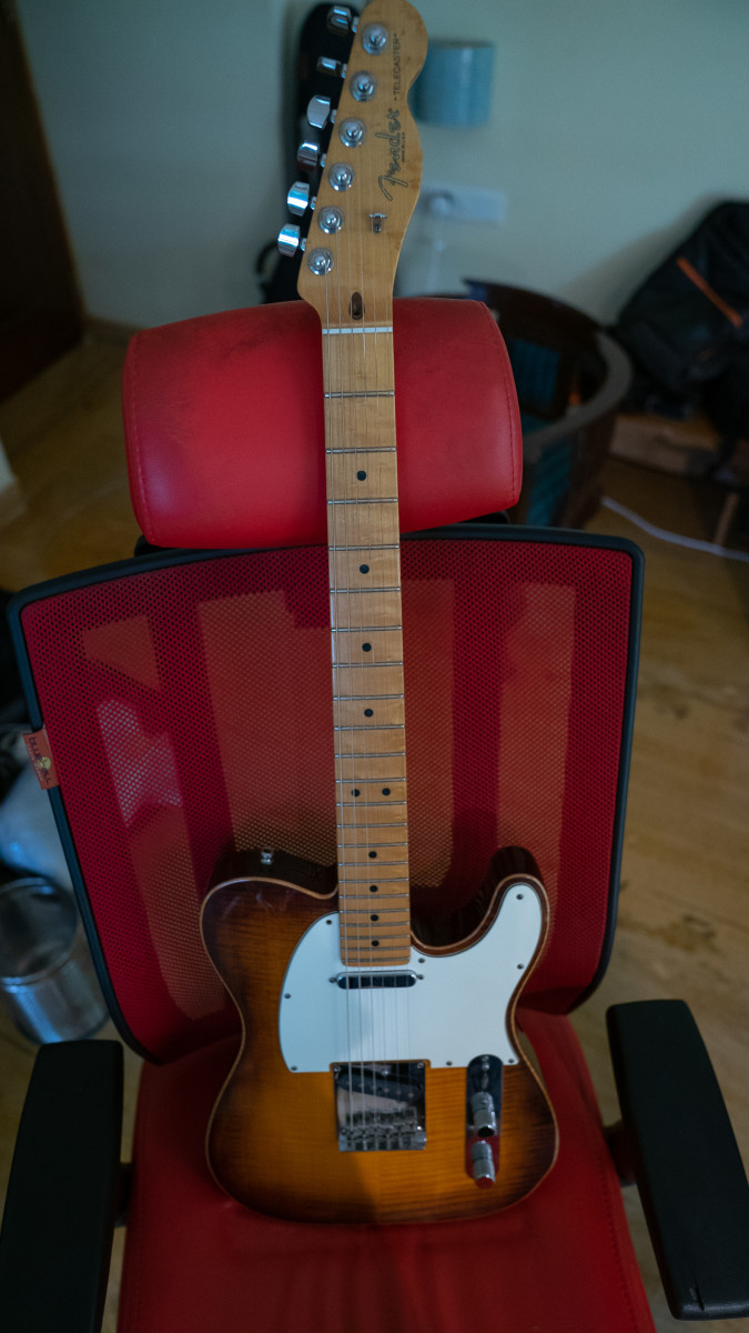Duality Inquiry Fender Telecaster