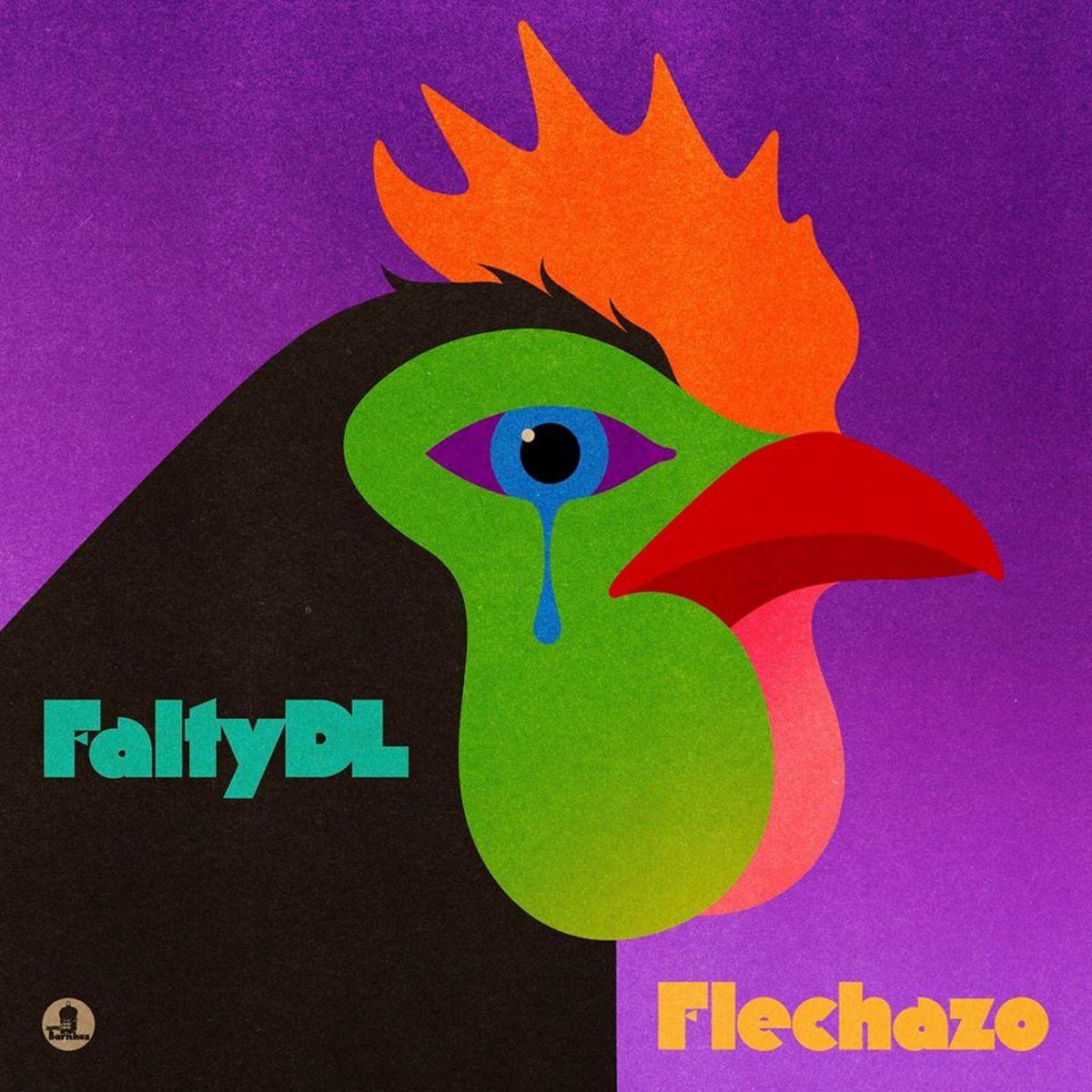 FaltyDL Flechazo EP