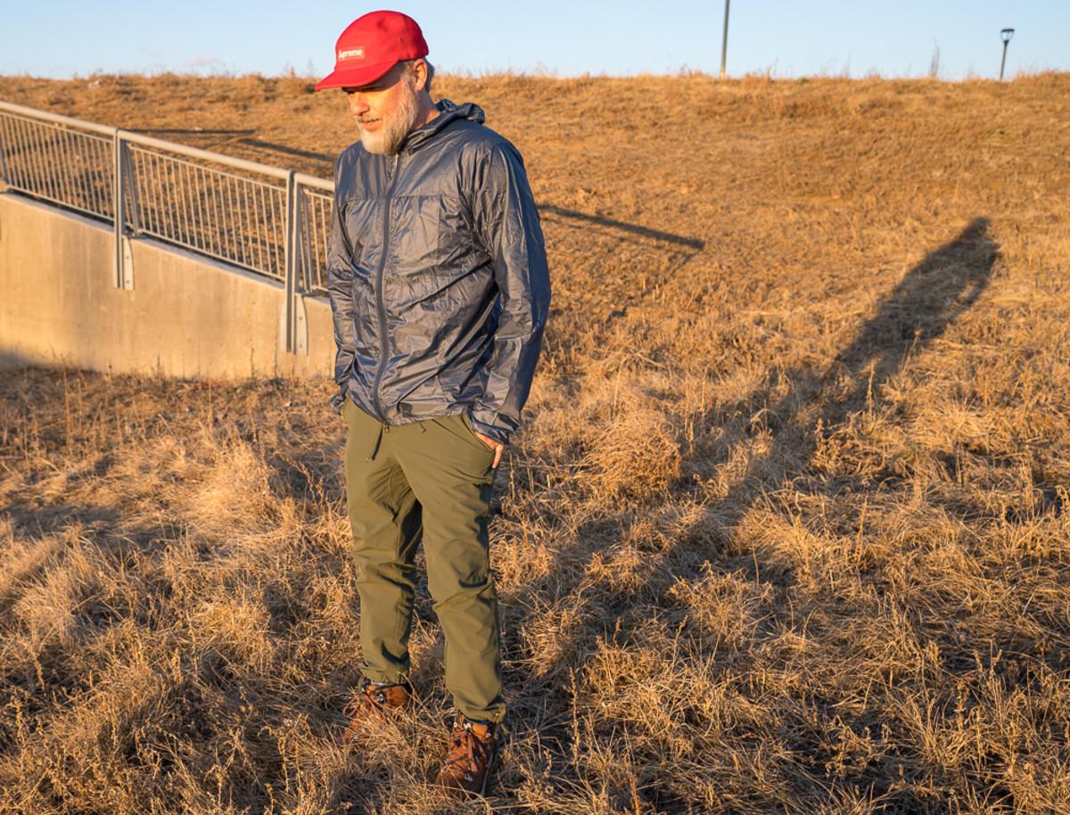 Coalatree Trail Head Pants in Olive Green Standard Fit MSRP: $89.00