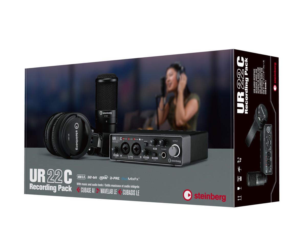 Steinberg UR22CR Box