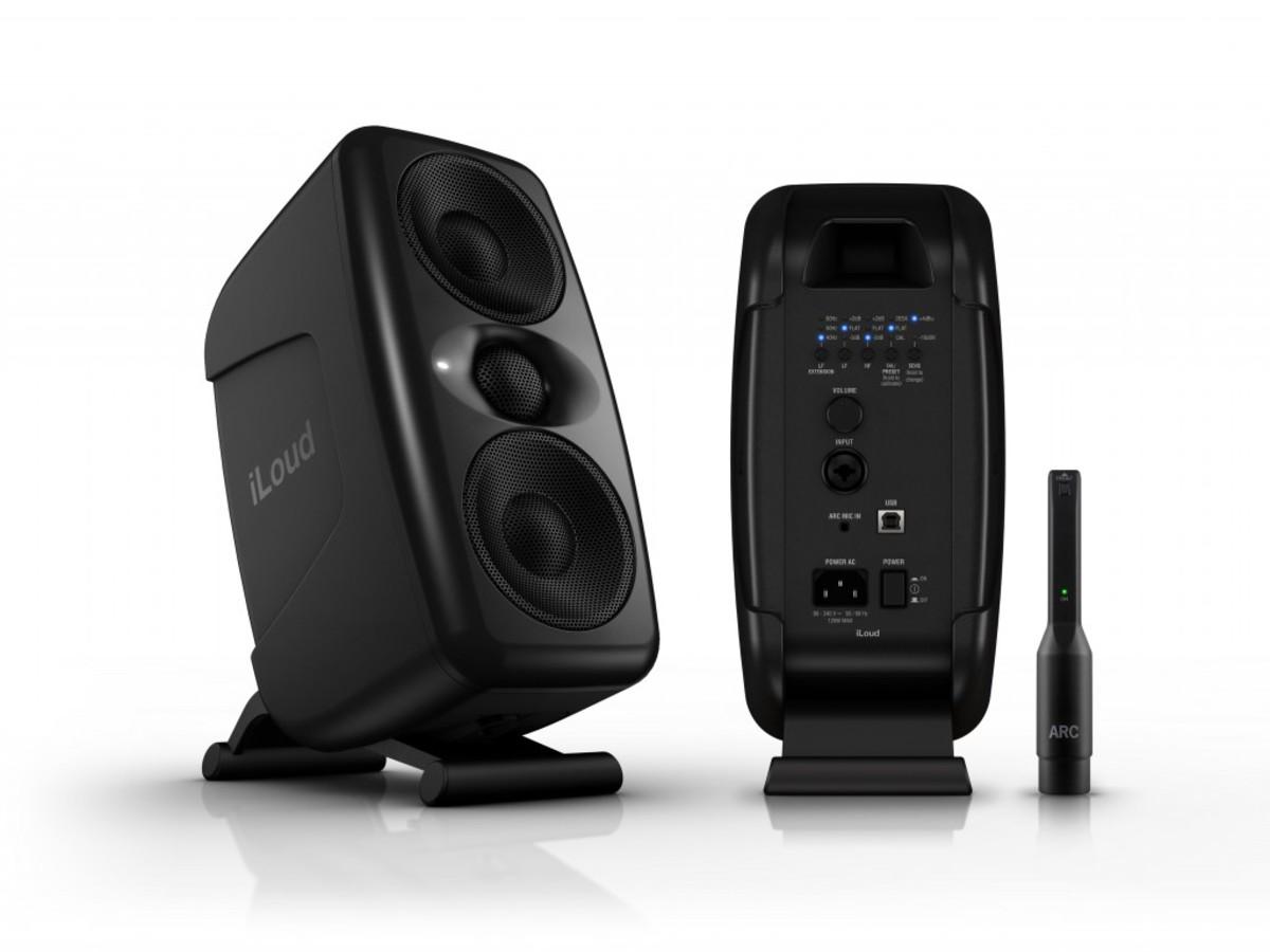 IK Multimedia iLoud MTM Monitors