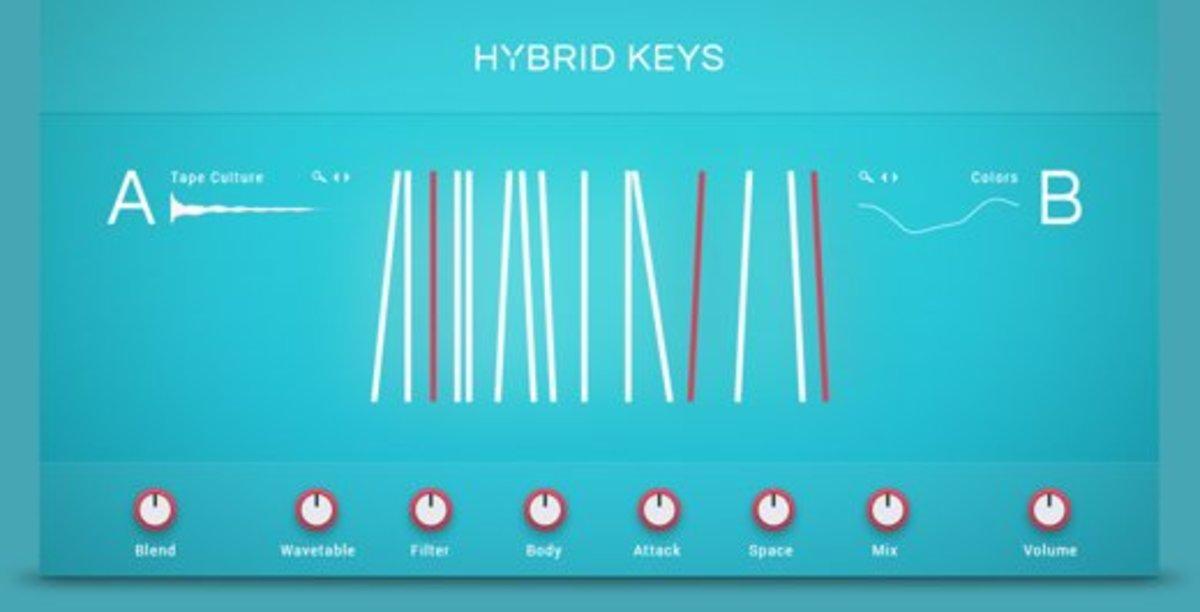 hybrid-keys