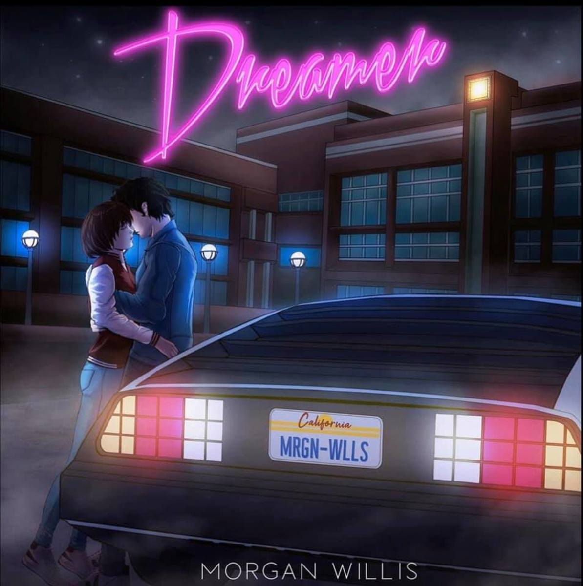 Morgan Willis Dreamer Album Cover