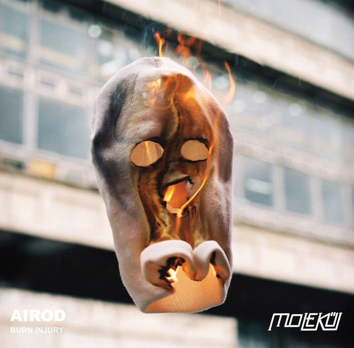 airod - burn injury cover