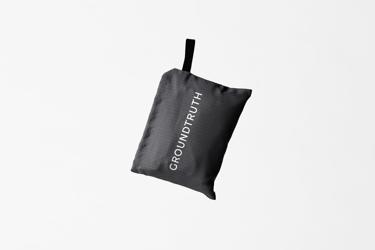 GROUNDTRUTH Tote bag 1.1
