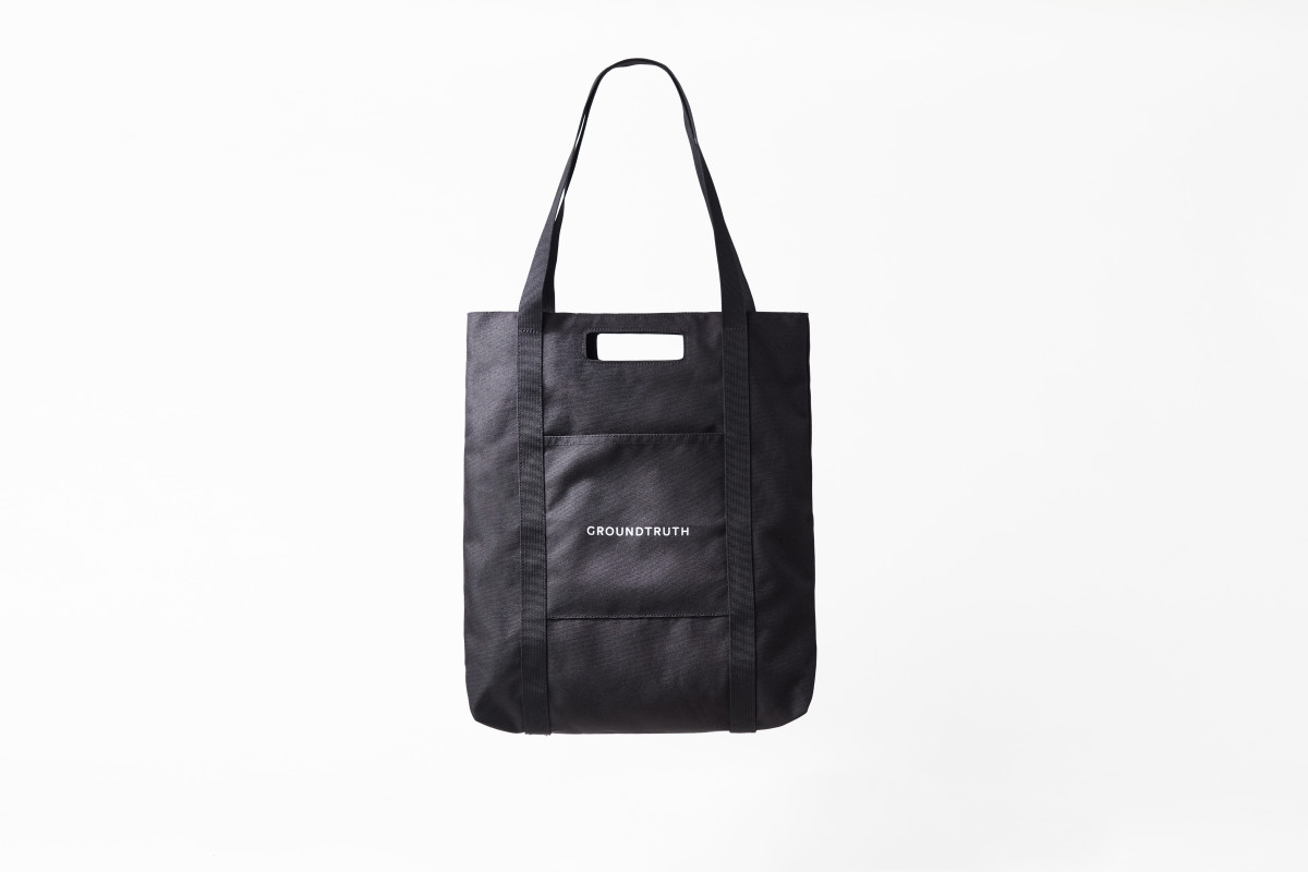 GROUNDTRUTH Tote bag 2.1
