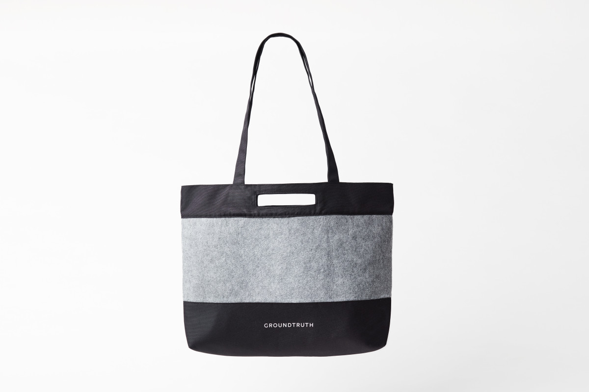 GROUNDTRUTH tote bag 3.1