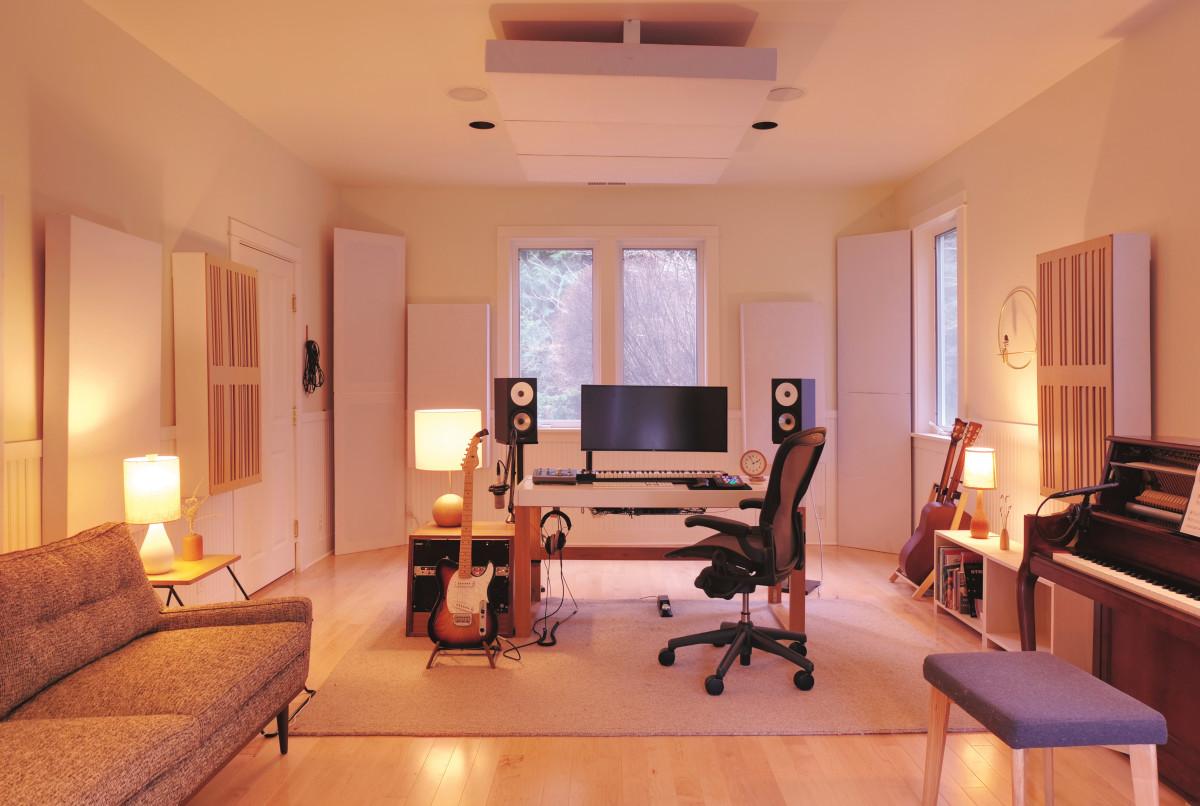 Studio Guitars