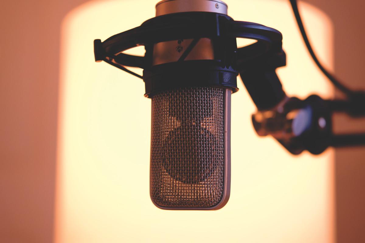 Audio Technica 4047a Mic