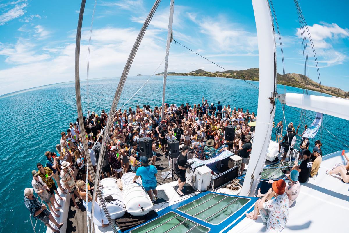 Your Paradise Fiji 2019 Festival Boat