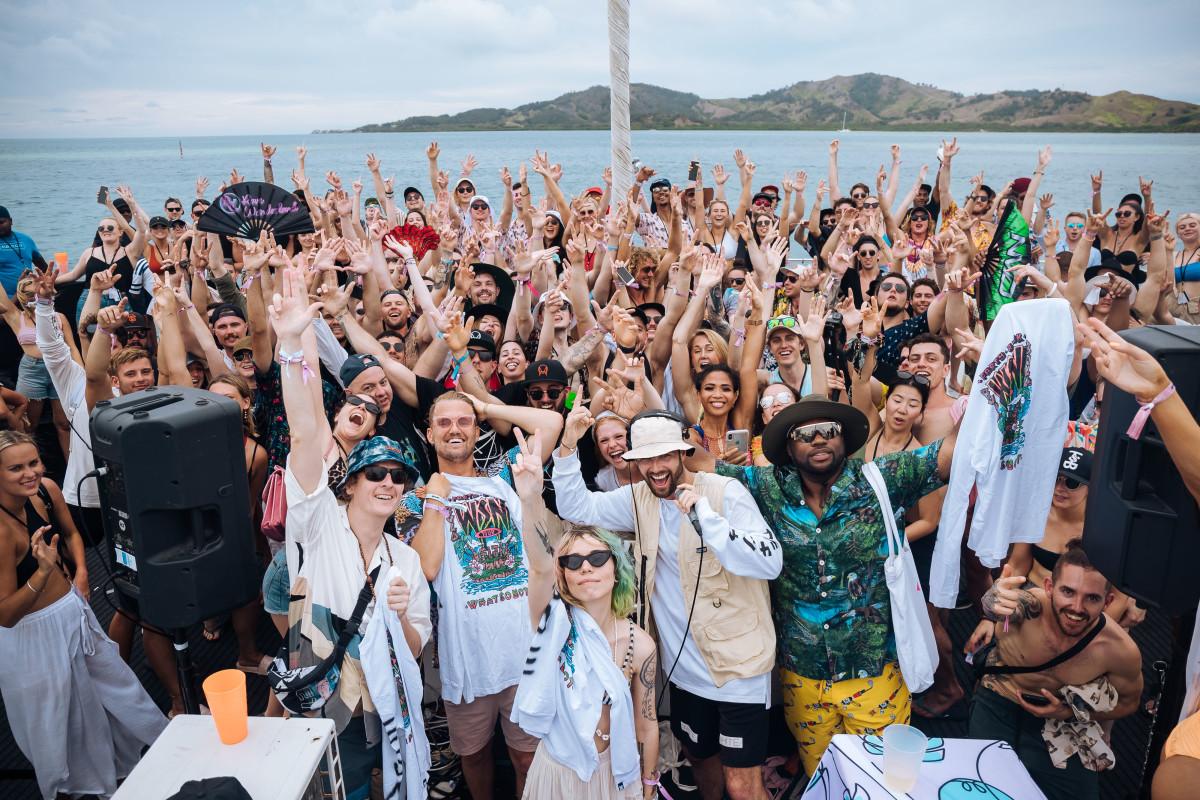 Your Paradise Fiji 2019 Festival Mija What So Not