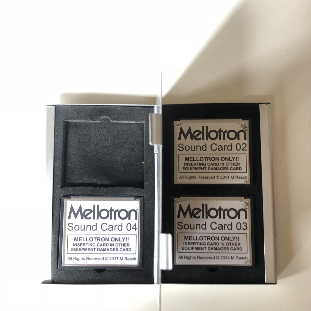 Mellotron Sound Card