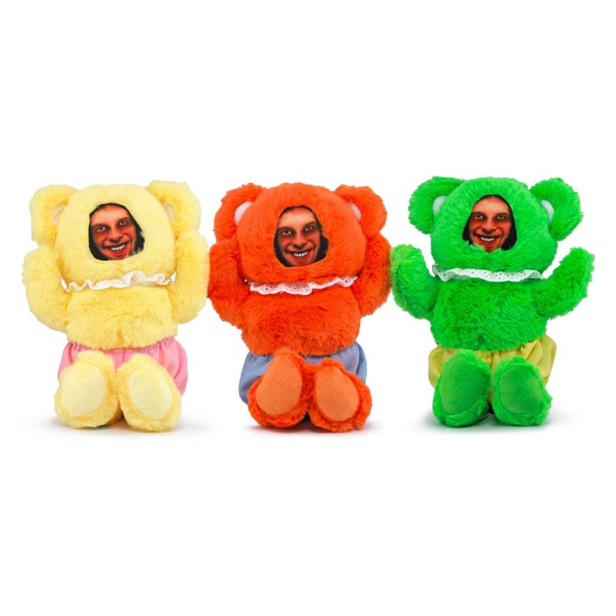 Aphex twin teddy bear