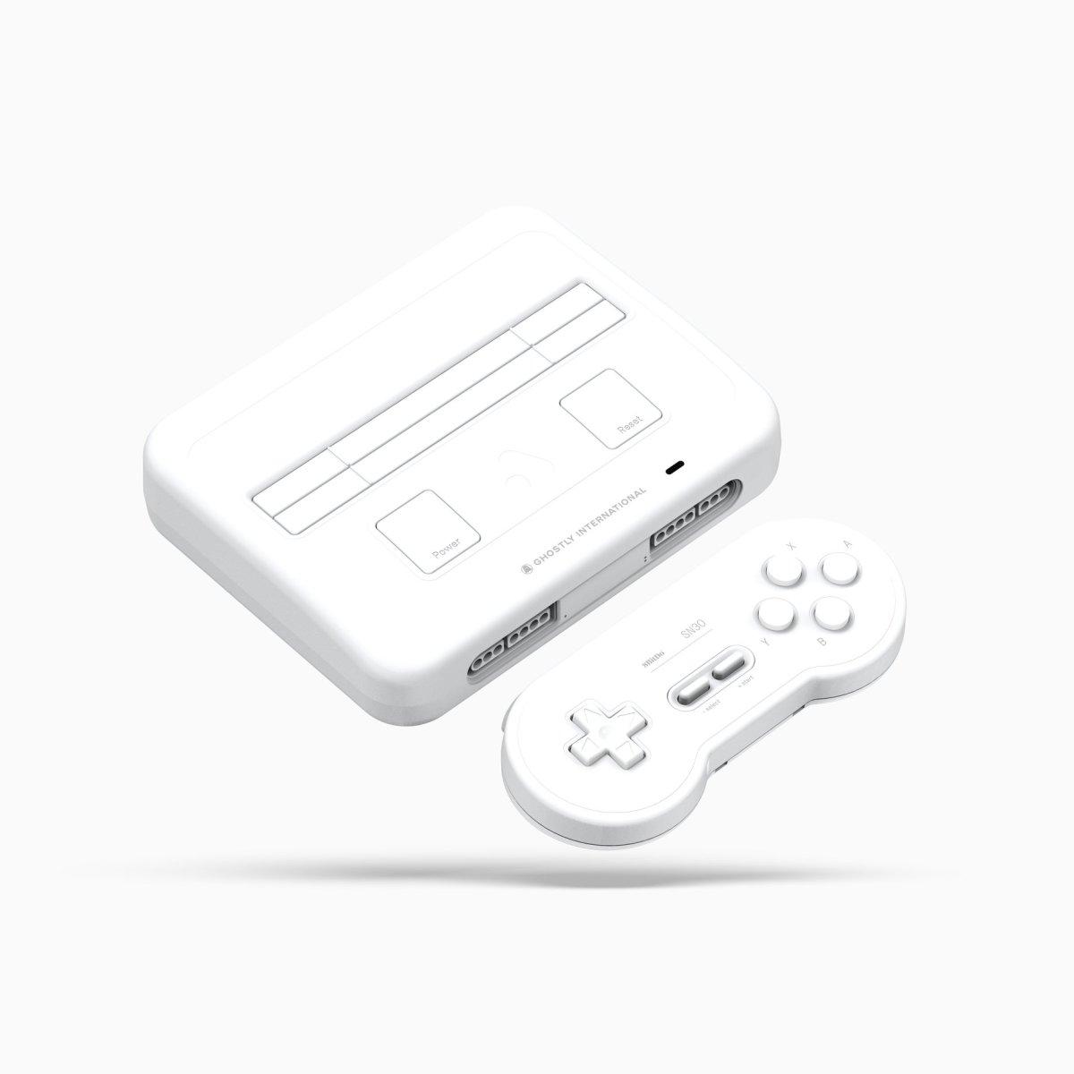 Ghostly Super Nintendo