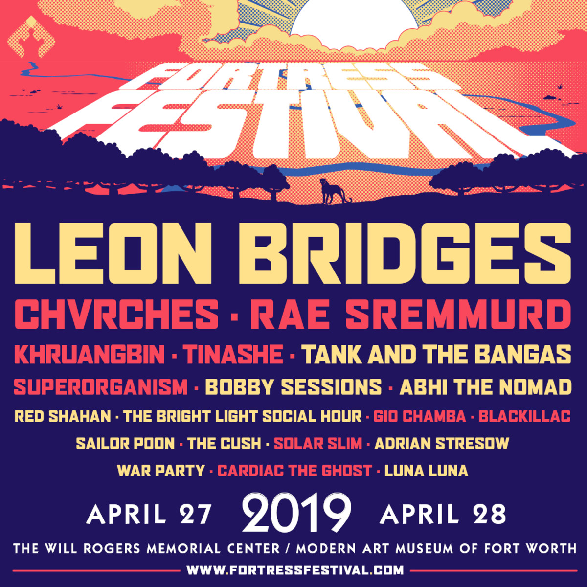 Fortress Festival 2019 Lineup