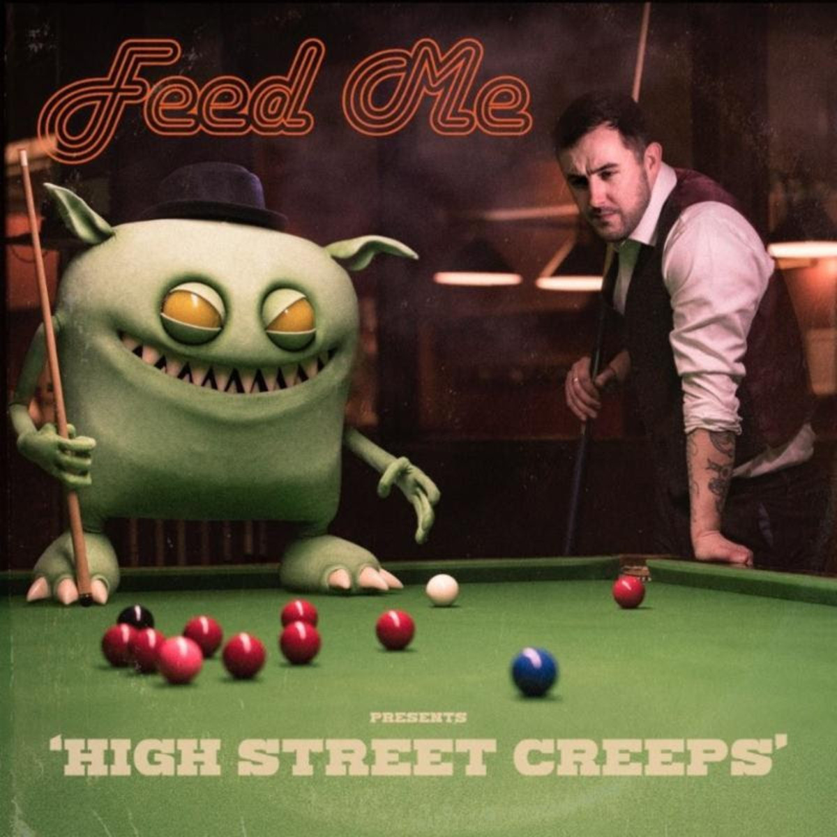 Feed Me High Street Creeps
