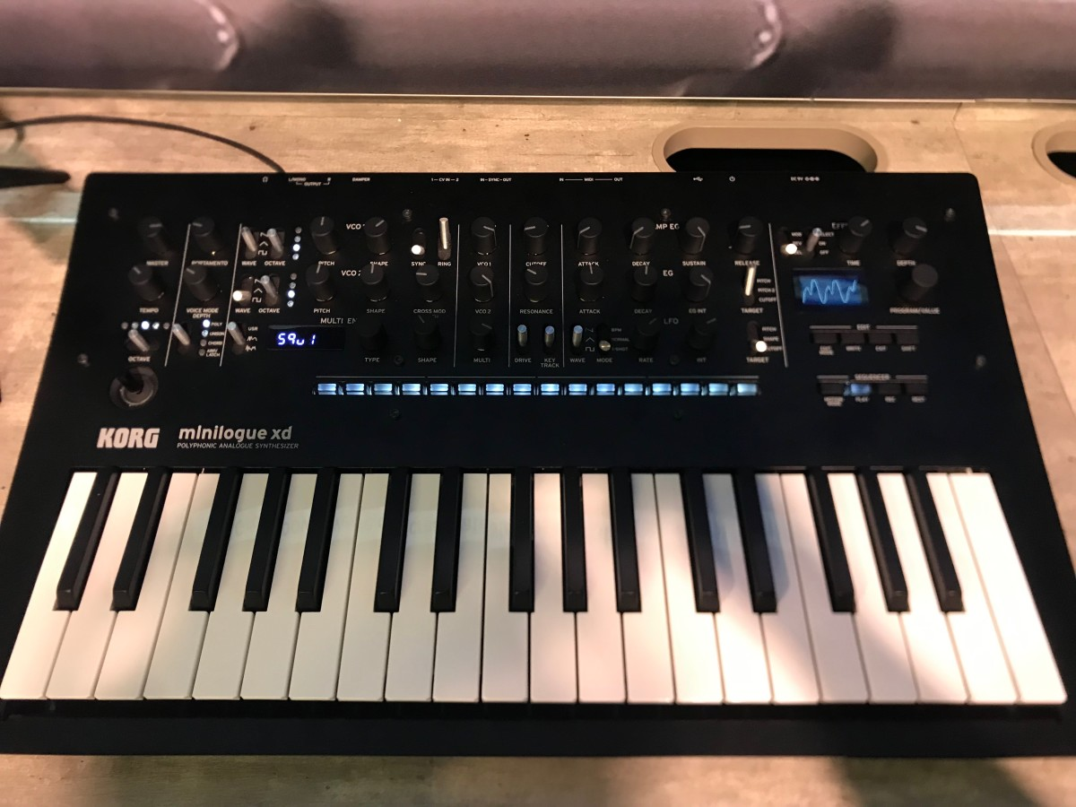 The XD at NAMM 2019