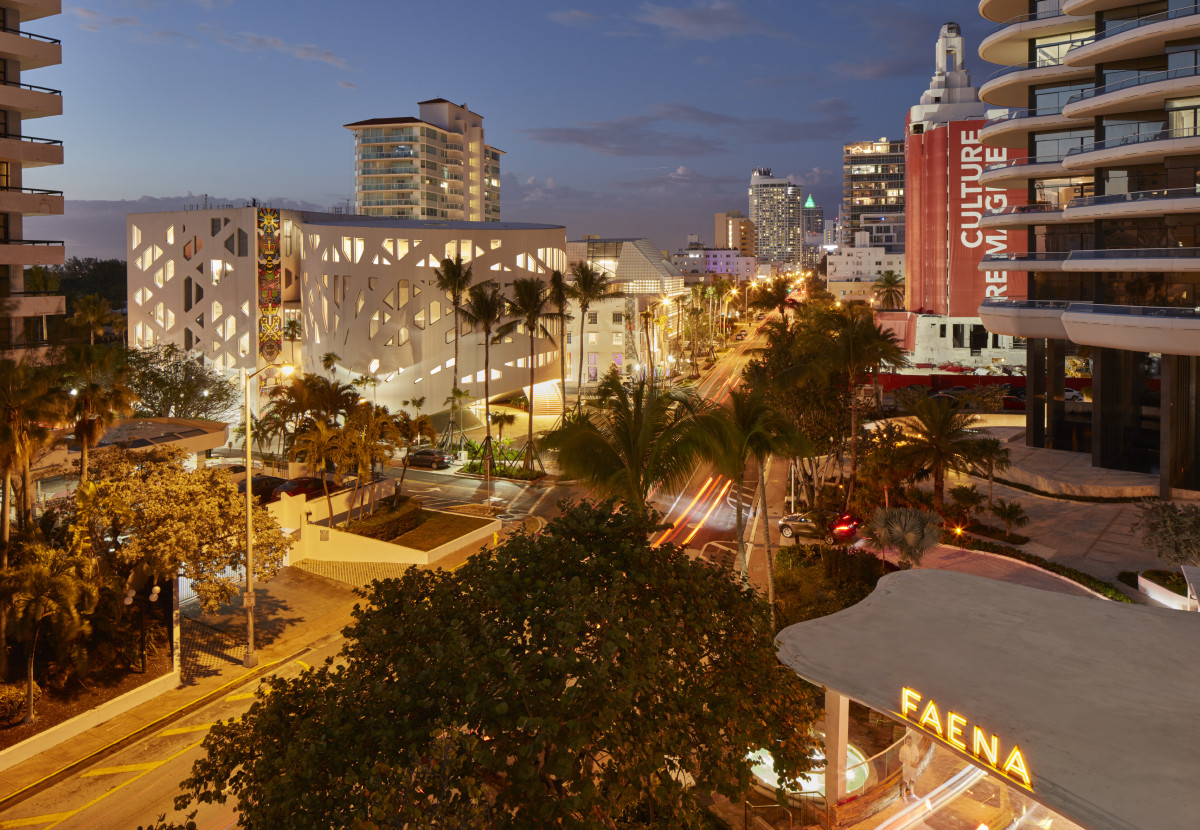 Faena District WMC Winter Music Conference