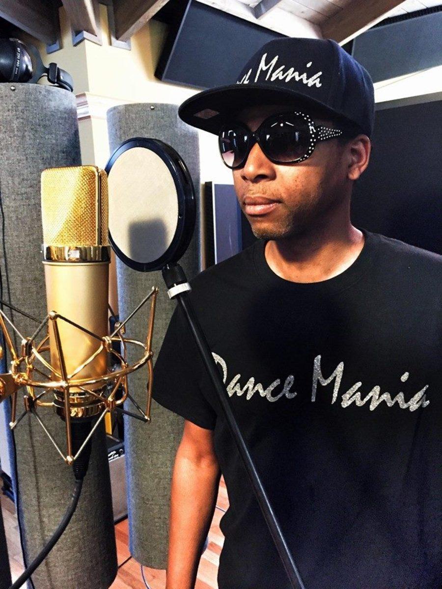 DJ Funk Vocal shot