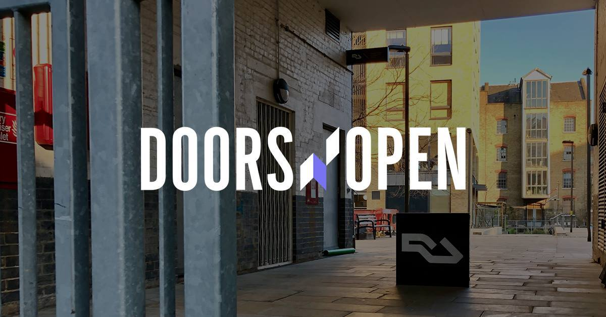 Resident Advisor Doors Open