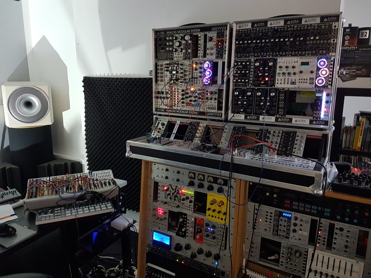 Florian Meindl Synths