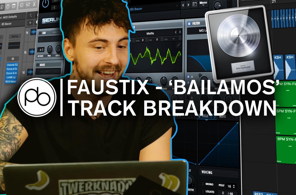 Learn How Make Dancefloor Hit in Faustix & Point Blank's Latest Track Breakdown