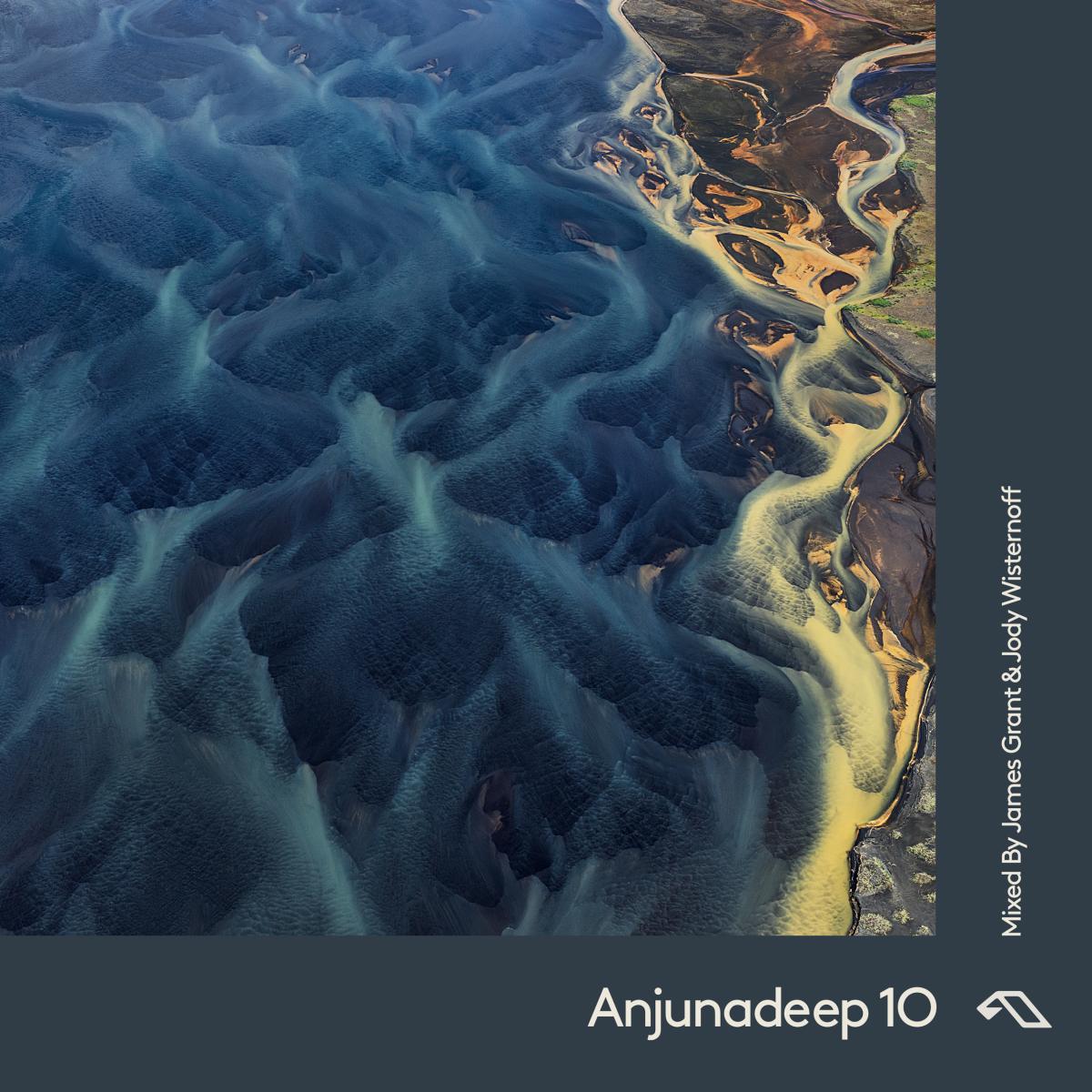 Anjunadeep 10 Cover
