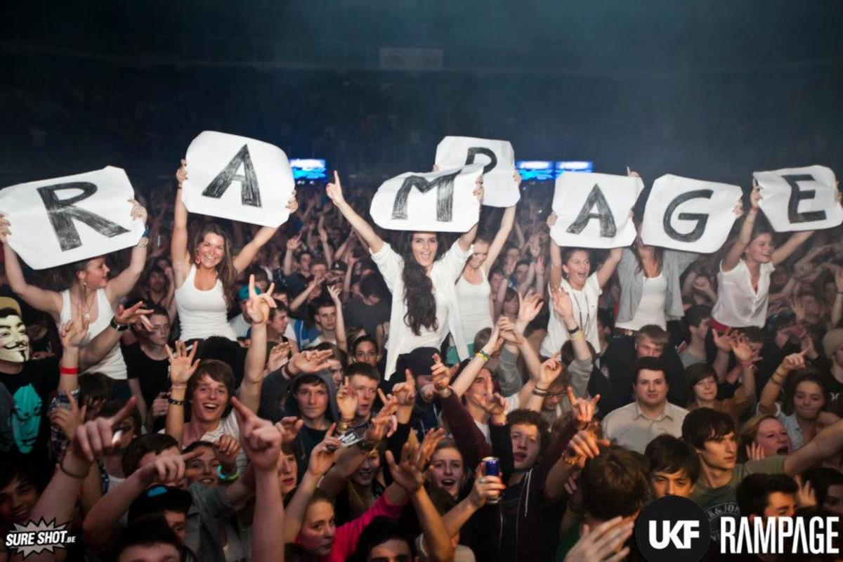 Rampage 2012