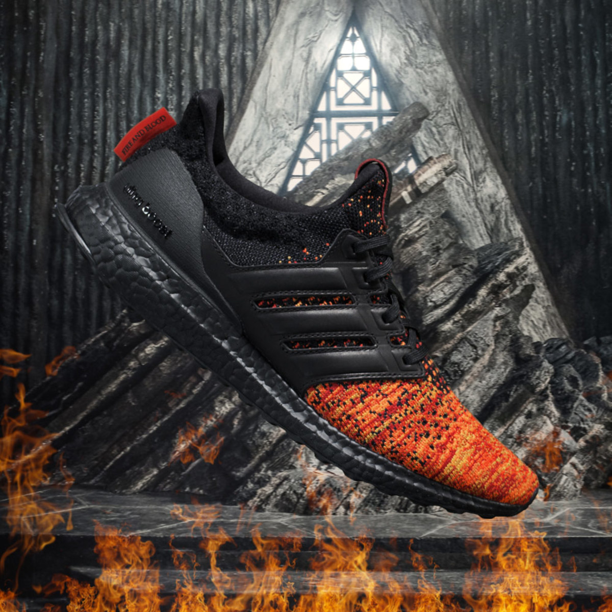 Adidas Game Of Thrones Targaryen Male