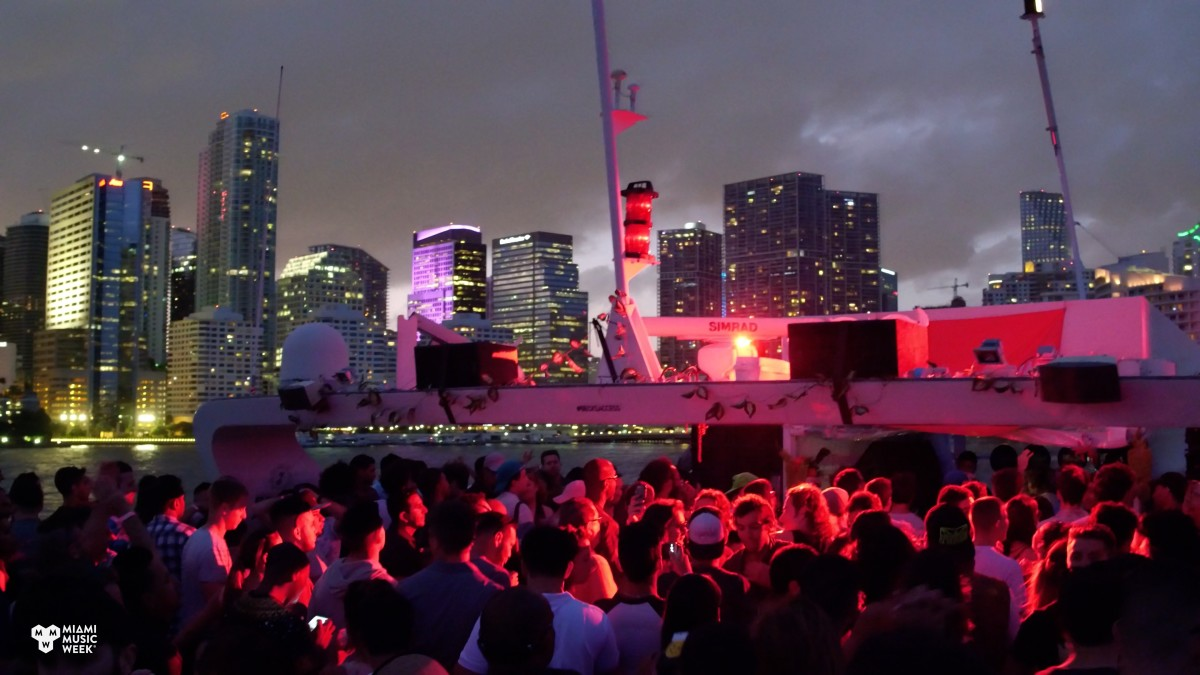 Miami Music Week Boat Party