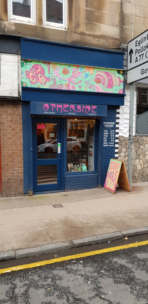 The othrer side record store